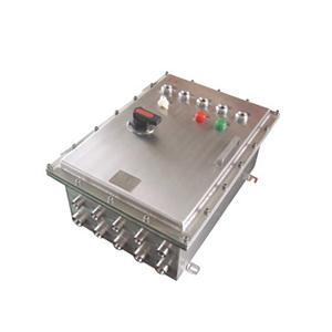 BXK系列bob电竞竞猜控制箱(起动器dⅡB)